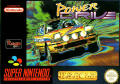 Power Drive SNES Front Cover