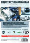 Battlefield 2142: Booster Pack - Northern Strike Windows Back Cover
