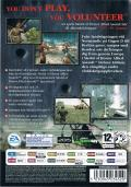 Medal of Honor: Allied Assault (Deluxe Edition) Windows Back Cover
