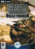 Medal of Honor: Allied Assault - Breakthrough Windows Front Cover No store sticker on front