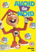 Avoid the Noid Commodore 64 Front Cover