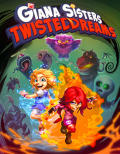 Giana Sisters: Twisted Dreams Windows Front Cover