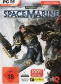 Warhammer 40,000: Space Marine Windows Front Cover