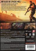 Spec Ops: The Line Windows Back Cover