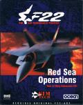 F22 Air Dominance Fighter: Red Sea Operations Windows Front Cover