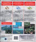 Fightin' Forties: Worlds of War DOS Back Cover