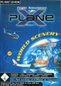 X-Plane Version 7: World Scenery Macintosh Front Cover