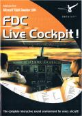 FDC Live Cockpit! Windows Front Cover