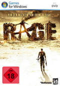 Rage Windows Front Cover