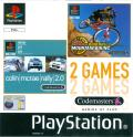 Colin McRae Rally 2.0 / No Fear Downhill Mountain Biking PlayStation Front Cover