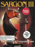 Sargon III DOS Front Cover