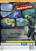 Jagged Alliance: Back in Action Windows Back Cover