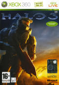 Halo 3 Xbox 360 Front Cover