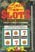 Lots -o- $lot$ DOS Front Cover
