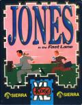 Jones in the Fast Lane DOS Front Cover