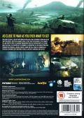Operation Flashpoint: Dragon Rising Windows Back Cover