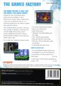 The Games Factory Windows Back Cover