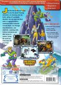 Rescue Heroes: Meteor Madness Macintosh Back Cover