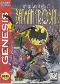 The Adventures of Batman & Robin Genesis Front Cover