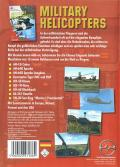 Military Helicopters Windows Back Cover DE