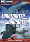 Eurofighter Typhoon and Eurocopter Tiger Windows Front Cover