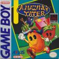 Amazing Tater Game Boy Front Cover