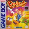 Dexterity Game Boy Front Cover