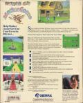Mixed-Up Mother Goose Apple IIgs Back Cover