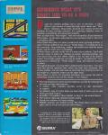 Police Quest: In Pursuit of the Death Angel Apple IIgs Back Cover