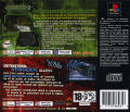 Syphon Filter 2 / In Cold Blood PlayStation Back Cover