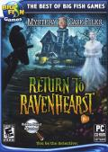 Mystery Case Files: Return to Ravenhearst Windows Front Cover