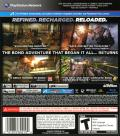 GoldenEye 007: Reloaded PlayStation 3 Back Cover