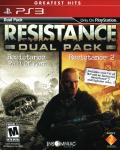 Resistance: Dual Pack PlayStation 3 Front Cover