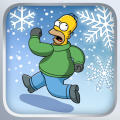 The Simpsons: Tapped Out iPad Front Cover v4.0.0