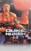 Duke Nukem 1+2 Macintosh Front Cover