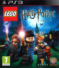 LEGO Harry Potter: Years 1-4 PlayStation 3 Front Cover
