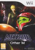 Metroid: Other M Wii Front Cover