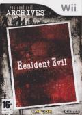 Resident Evil Wii Front Cover