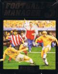 Football Manager 3 Commodore 64 Front Cover