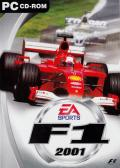 F1 2001 Windows Front Cover