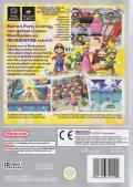 Mario Party 4 GameCube Back Cover