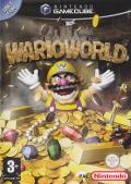 Wario World GameCube Front Cover
