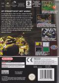 Wario World GameCube Back Cover