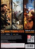 Call of Duty: Black Ops II Windows Back Cover