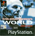 Sven-Göran Eriksson's World Manager PlayStation Front Cover