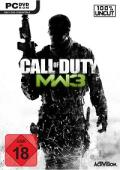 Call of Duty: MW3 Windows Front Cover