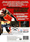 Vampire Night PlayStation 2 Back Cover