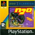 N2O Nitrous Oxide PlayStation Front Cover