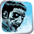The Walking Dead: Assault iPad Front Cover