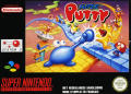Putty SNES Front Cover